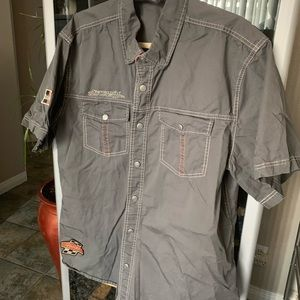 Harley Davidson men's shirt